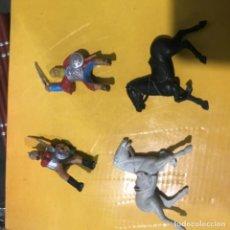 Figuras de Goma y PVC: 2 FIGURAS REAMSA. Lote 295852903
