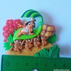 Figuras Kinder: FLOR KINDER FERRERO BICHO INSECTO PUZZLE 3D PUZLE FLORECILLA CLEOPATRA HORMIGAS EGIPCIA MINI ANT. Lote 295947433