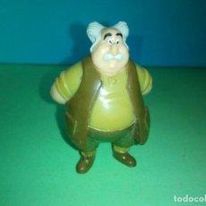 Figuras de Goma y PVC: FIGURA DISNEY LA BELLA Y LA BESTIA PADRE DE BELLA. Lote 295977178