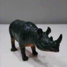 Figuras de Goma y PVC: FIGURA RINOCERONTE.. Lote 295981193