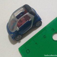 Figuras Kinder: COCHE LICENCIA BMW KINDER MINIATURA CAR MINI VEHICULO ESCALA. Lote 296560343