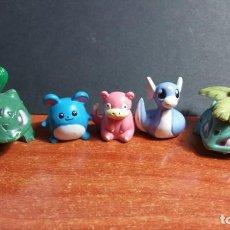 Figuras de Goma y PVC: FIGURAS POKEMON.. Lote 296612893