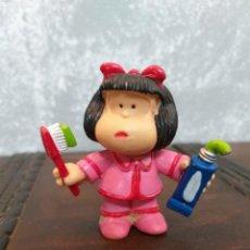 Figuras de Goma y PVC: FIGURA PVC MAFALDA COMICS SPAIN VINTAGE AÑOS 80. Lote 296709773
