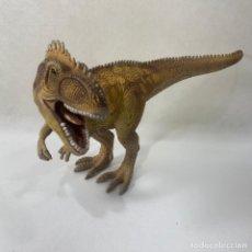 Figuras de Goma y PVC: ANIMALES SCHLEICH - DINOSAURIO - GIGANOTOSAURUS - AÑO 2009. Lote 296785603