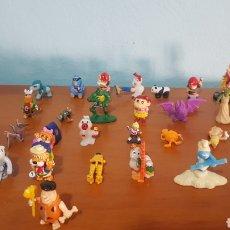 Figuras de Goma y PVC: LOTE 26 FIGURAS. VARIADAS.KINDER. TENTE. PLAYMOBIL.DRAKIS. VER FOTOS.. Lote 296813078