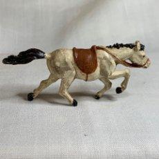 Figuras de Goma y PVC: CABALLO GOMA. GAMA AÑOS 50. Lote 296839513