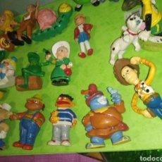 Figuras de Goma y PVC: LOTE 21 FIGURAS GOMA COMICS SPAIN ANTIGUAS. Lote 296929068