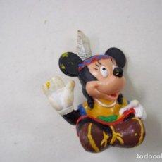 Figuras de Goma y PVC: WALT DISNEY FIGURA DE PVC MINNIE INDIA -N. Lote 296949368