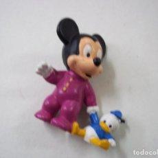 Figuras de Goma y PVC: FIGURA PVC MICKEY BEBE DONALD DISNEY BULLYLAND -N. Lote 296950118