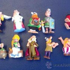 Figuras Kinder: GRAN COLECCION(72UNIDADES) DE MUÑECOS. PERSONAJES,DYSNEY,ASTERIX,SIMPSON,DORAEMON, KINDER.... Lote 34032660