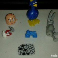 Figuras Kinder: LOTE 5 PIEZAS SUELTAS KINDER. Lote 69018033
