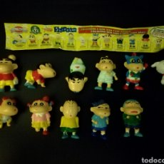 Figuras Kinder: LOTE DE FIGURAS TIPO KINDER SHIN SHAN. Lote 89102190