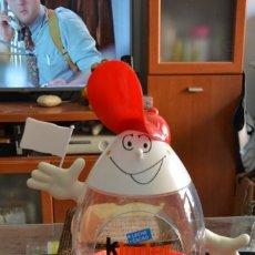 Figuras Kinder: EXPOSITOR DE HUEVOS DE CHOCOLATE. Lote 103878971
