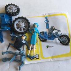 Figuras Kinder: HUEVO GIGANTE KÍNDER FIGURA MINIOS 3. Lote 104513040