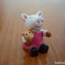 Figuras Kinder: FIGURA KINDER - PEPA PIG - 3 CM. Lote 110262419