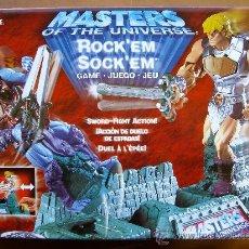 Figuras Masters del Universo: JUEGO MASTERS DEL UNIVERSO MATTEL. Lote 27411725