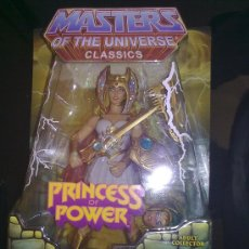 Figuras Masters del Universo: MASTERS UNIVERSO CLASSICS .HE MAN. SHERA. NUEVA EN SU CAJA ORIGINAL( NUNCA ABIERTO). Lote 26179617