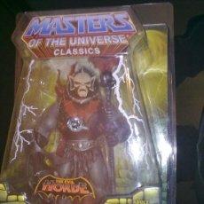 Figuras Masters del Universo: MASTERS UNIVERSO CLASSICS .HE MAN. HORDAK. NUEVO EN SU CAJA ORIGINAL( NUNCA ABIERTO). Lote 112667516