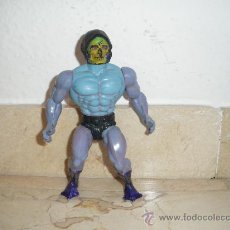 Figuras Masters del Universo: FIGURA ARTICULADA PERSONAJE SERIE HE-MAN SKELETOR MATTEL 1981 MADE IN SPAIN, 111-1. Lote 32447633