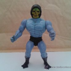 Figuras Masters del Universo: SKELETOR MASTER DEL UNIVERSO AÑOS 80. REPARADO. Lote 35533980