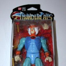 Figuras Masters del Universo: EDD FIGURA THUNDERCAT THUNDERCATS CLASSICS TIGRA TIGRO - MIDE 21 CMS BANDAI. Lote 47281043