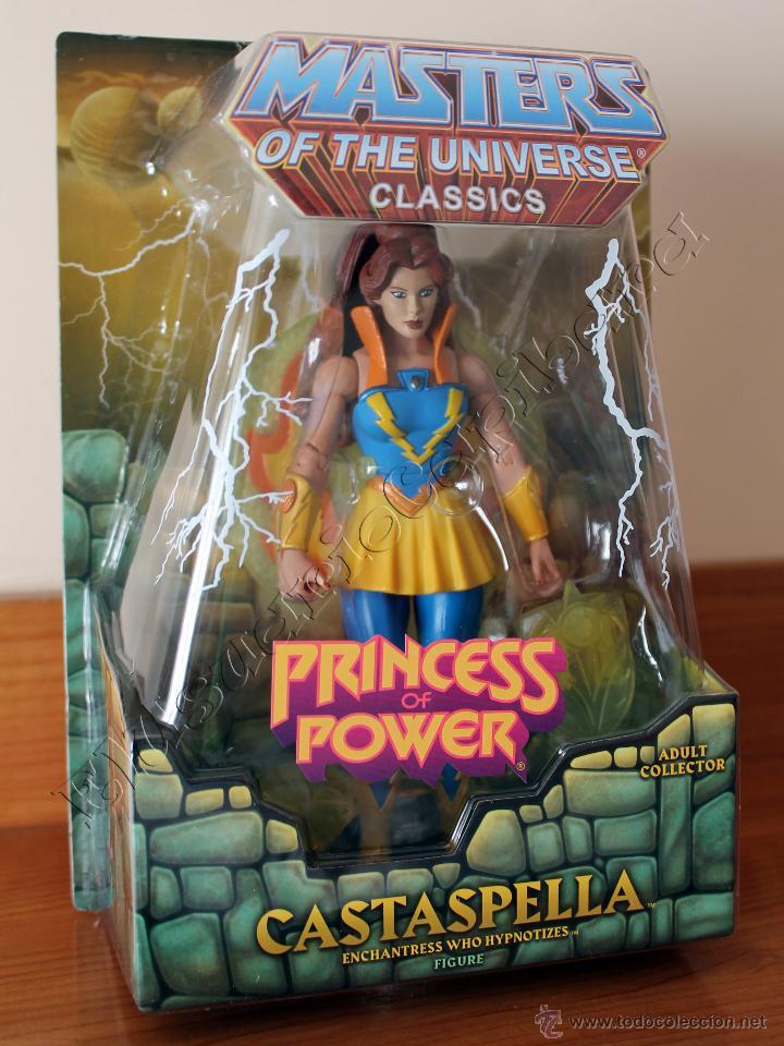 Master of the Universe Classics CASTASPELLA