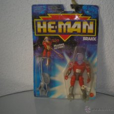 Figuras Masters del Universo: HE-MAN BRAKK EN SU BLISTER. Lote 42966926