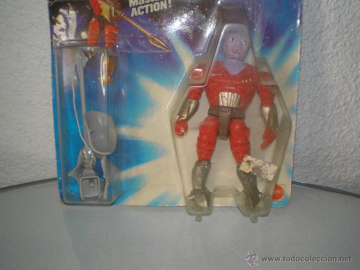 Figuras Masters del Universo: HE-MAN BRAKK EN SU BLISTER - Foto 2 - 42966926