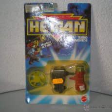 Figuras Masters del Universo: HE-MAN TURBO TORMENTOR EN SU BLISTER. Lote 42966985