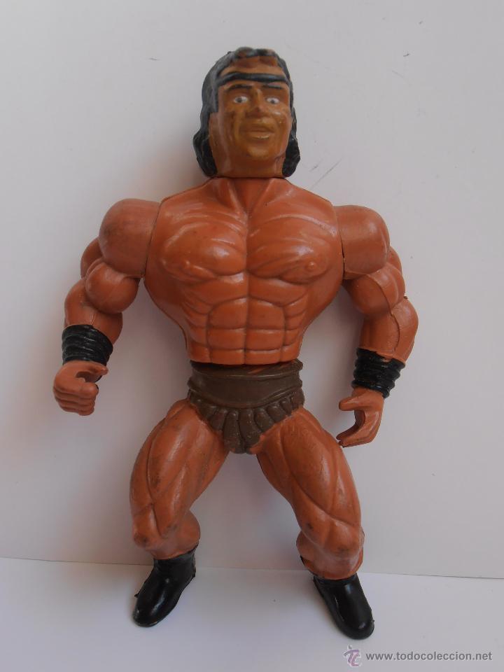 BOOTLEG HOMBRE CONAN MASTERS DEL UNIVERSO HE-MAN MOTU MATTEL HEMAN (Juguetes - Figuras de Acción - Master del Universo)