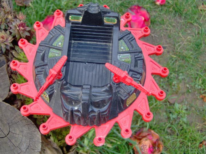 Figuras Masters del Universo: Nave Roton de He Man Masters del Universo de Mattel años 80 - Foto 2 - 45529809