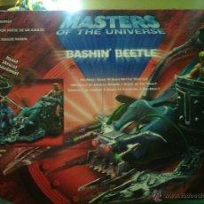 Figuras Masters del Universo: MASTERS OF THE UNIVERSE.BASHIN'BEETLE.MATTEL.. Lote 153352937
