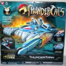 Figuras Masters del Universo: THUNDERCAT THUNDERCATS THUNDERTANK BANDAI 2011 - MIB MINT IN BOX. Lote 46842823