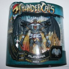Figuras Masters del Universo: EDD FIGURA THUNDERCAT THUNDERCATS MUMM-RA BANDAI 2011 - NUEVO EN BLISTER. Lote 46963560