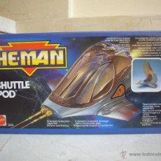 Figuras Masters del Universo: NAVE HE-MAN. SHUTTLE POD. NUEVA. SIN DESPRECINTAR. AÑO 1990.. Lote 72201191