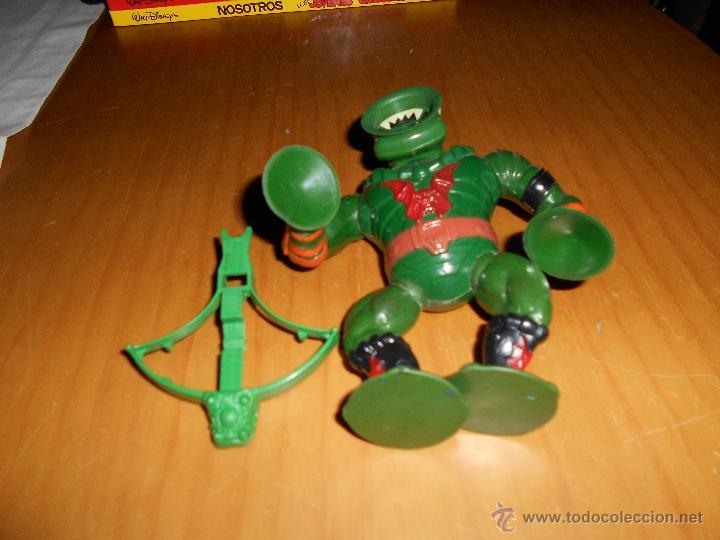 Figuras Masters del Universo: Masters del Universo motu masters of the universe motu MATTEL He-man Leech años 80 B.E. - Foto 2 - 48729172