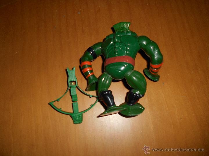 Figuras Masters del Universo: Masters del Universo motu masters of the universe motu MATTEL He-man Leech años 80 B.E. - Foto 3 - 48729172