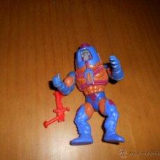 Figuras Masters del Universo: MUÑECO MAN - E- FACES DE HE- MAN MASTERS DEL UNIVERSO ORIGINAL DE MATTEL AÑOS 80 B.E. TAIWAN. Lote 48729256
