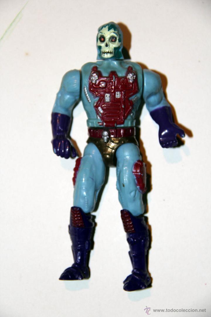 SKELETOR MASTERS UNIVERSE NEW ADVENTURES MOTU HE-MAN (Juguetes - Figuras de Acción - Master del Universo)