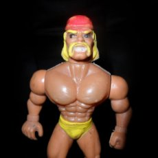 Figuras Masters del Universo: HULK HOGAN - SERIE ROCKY BOOTLEG 80'S - MUY RARO, MOTU BOOTLEG-. Lote 245880620
