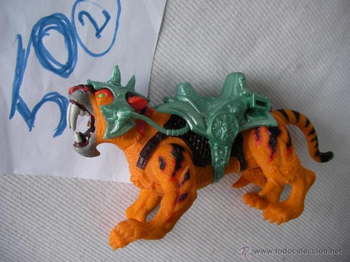 TIGRE TAMAÑO MEDIO MASTER UNIVERSO (Juguetes - Figuras de Acción - Master del Universo)
