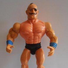 Figuras Masters del Universo: BOOTLEG HOMBRE PARCHE EN EL OJO HEMAN MASTERS DEL UNIVERSO HE-MAN MOTU. Lote 49911903