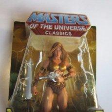 Figuras Masters del Universo: FIGURA MASTERS DEL UNIVERSO, TEELA, EN BLISTER. CC. Lote 52284951