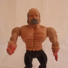 Figuras Masters del Universo: BOOTLEG HOMBRE VIEJO PERILLA HEMAN MASTERS DE UNIVERSO HE-MAN MOTU . Lote 145474429