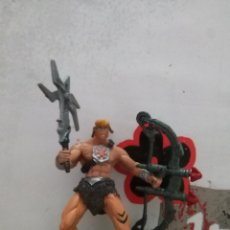 Figuras Masters del Universo: MASTERS DEL UNIVERSO (MOTU) 200X HEMAN HE-MAN. Lote 57833619