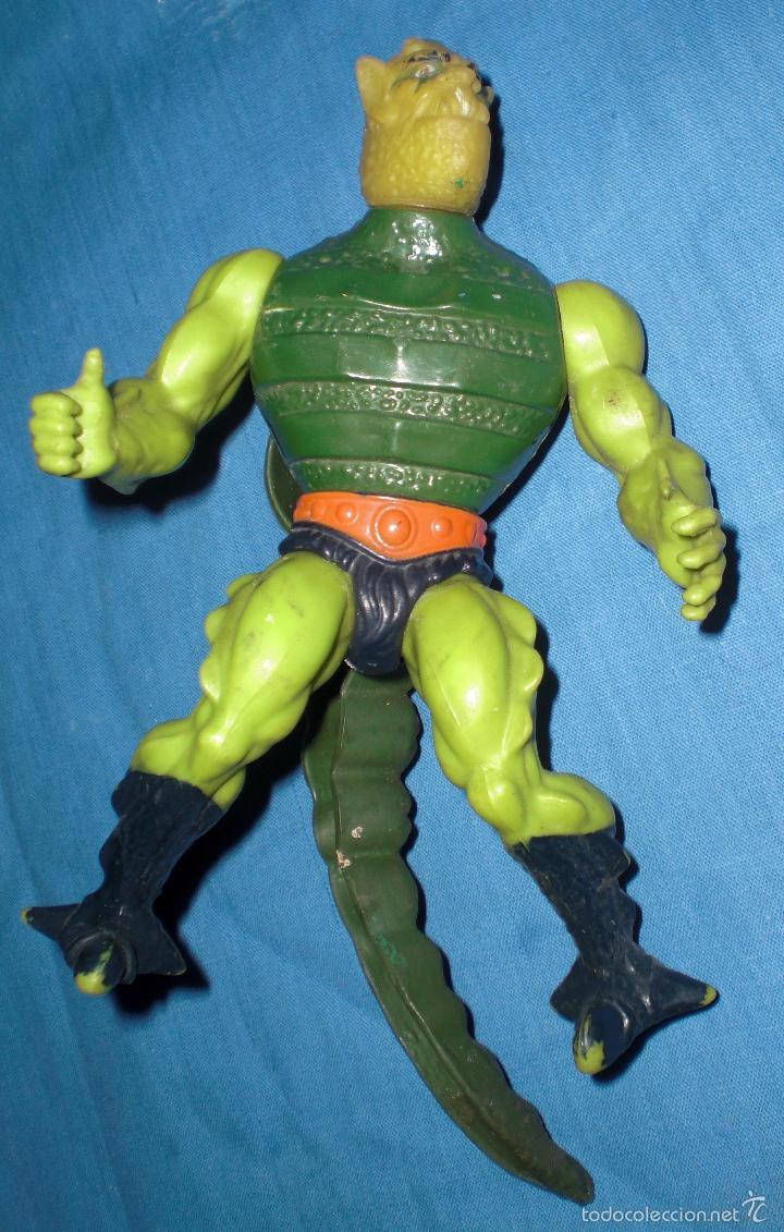WHIPLASH HE-MAN MATTEL (Juguetes - Figuras de Acción - Master del Universo)