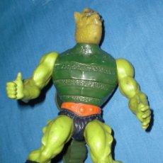 Figuras Masters del Universo: WHIPLASH HE-MAN MATTEL . Lote 58656597