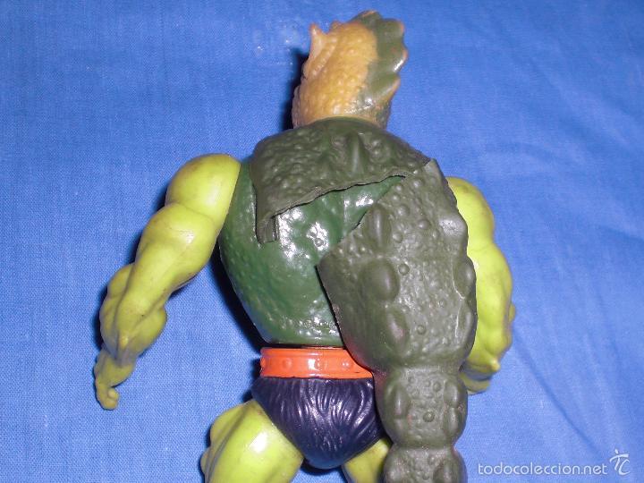 Figuras Masters del Universo: whiplash he-man mattel - Foto 3 - 58656597