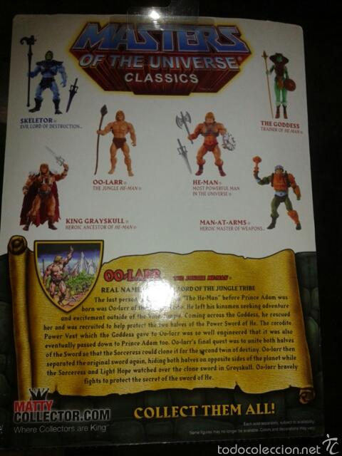 Figuras Masters del Universo: Masters of universe,mastes del universo,motuc,OO- LARR.Exclusivo - Foto 2 - 60945822