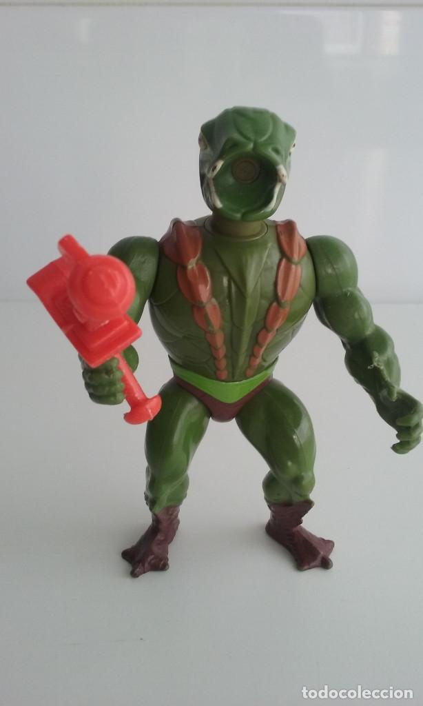 KOBRA-KHAN/ MASTERS DEL UNIVERSO DE MATTEL/MOTU. (Juguetes - Figuras de Acción - Master del Universo)